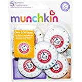 baking soda hamper - Munchkin Arm and Hammer Nursery Fresheners, 5 Pack, Lavender or Citrus