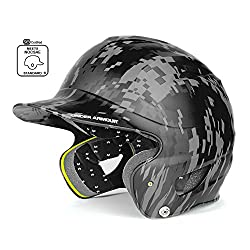 Under Armour Matte Digi-camo Uabh-100mc Baseball Batting Helmet