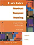 Medical and Surgical Nursing, LeMone, Priscilla, 0805381279