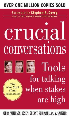 Crucial Conversation Pdf