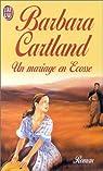 Un mariage en Ecosse par Cartland