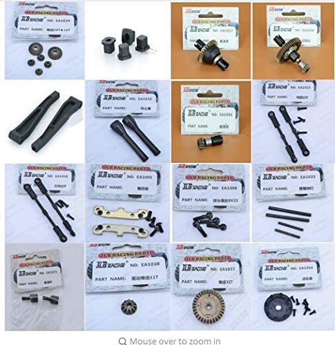 JLB Racing CHEETAH 1//10 Brushless RC Car spare parts Direction pull rod EA1018