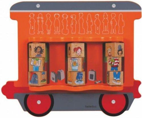 Zug Ella Wagon Kinder (Beleduc)