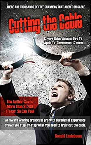 Last ned gratis e-bøker gratis CUTTING THE CABLE: Covers ROKU