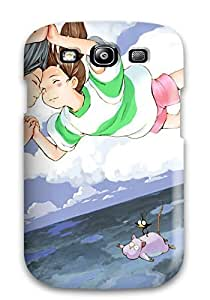 Awesome Case Cover Compatible With Galaxy S3 - Spirited Away 1672853K57594678