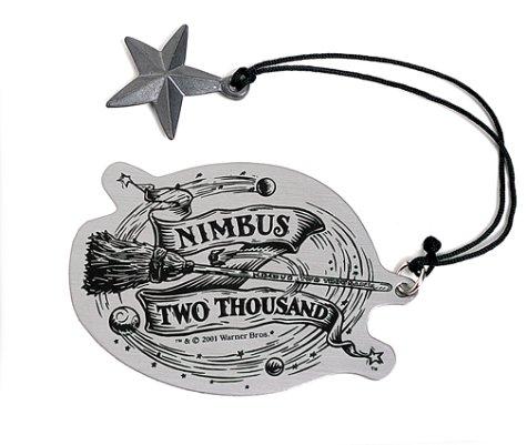 Harry Potter Metal Nimbus Two Thousand Bookmark – HPB