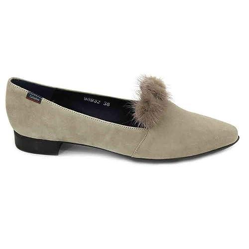 Callaghan Adaptaction 98932 Aresi Zapatos de Mujer - 38, Nobuck Beige: Amazon.es: Zapatos y complementos