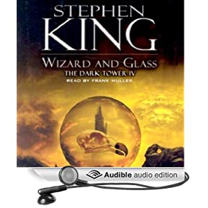 The Dark Tower IV: Wizard and Glass Stephen King and Frank Muller