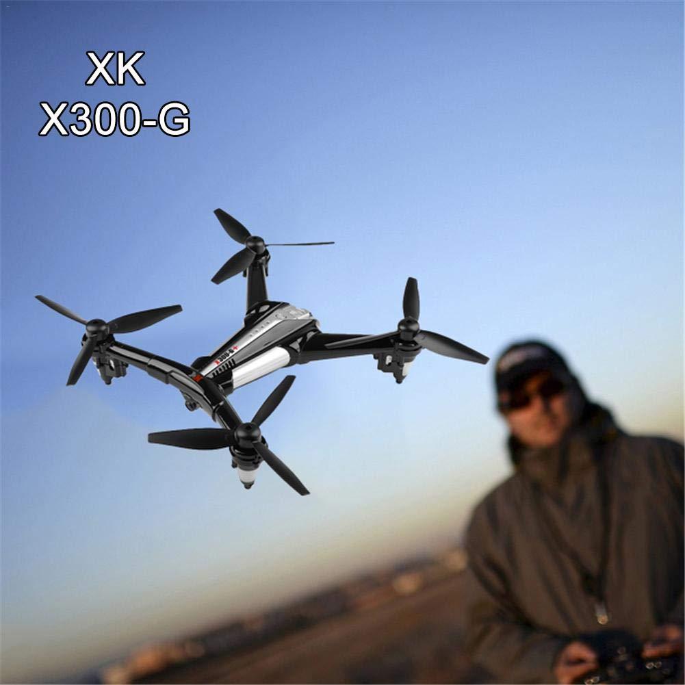 Droni Droni Droni GPS Di Posizionamento Fisso A Quattro Assi Aircraft Drone RC Giocattolo 5G WIFI 720P HD Fotocamera Telecomando O Mobile APP (WIFI) Di Controllo Adatto Per Bambini E Adulti-Eu,Nero Falliback 4d2f56
