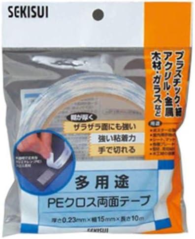 多用途PEクロス両面テープ50mm幅 148-934