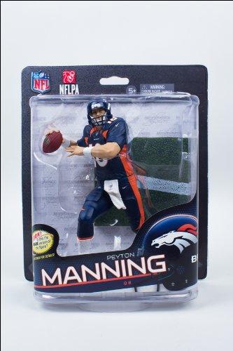 McFarlane Toys NFL Series 32 Peyton Manning à Denver Broncos Action Figure