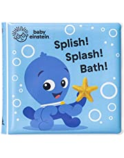 Baby Einstein - Splish! Splash! Bath! Bath Book - PI Kids