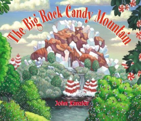 The Big Rock Candy Mountain - Rock Big Stegner Mountain Candy
