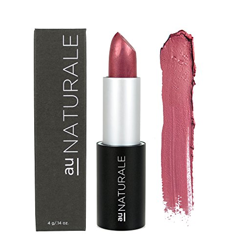 Au Naturale Eternity Lipstick in Primrose | Made in USA | Vegan | Organic (Best Lipstick Brand In Usa)