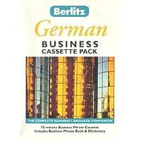 Berlitz Business Cassette Packs German