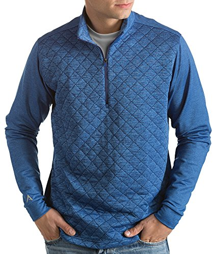 1/4 Zip Pullover Harbor - 9