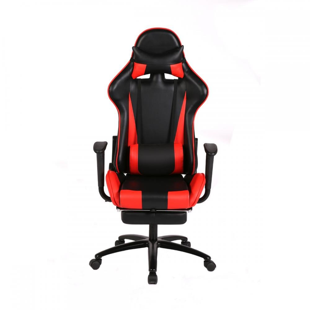 Computer gaming chair - Amazon Com New Gaming Chair High Back Computer Chair Ergonomic Design Racing Chair Kitchen Dining