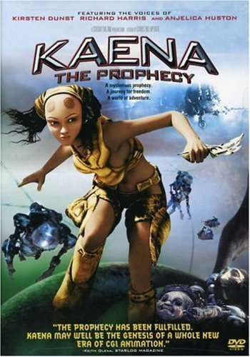 Kaena - The Prophecy by Sony Pictures Home Entertainment by Pascal Pinon Chris Delaporte