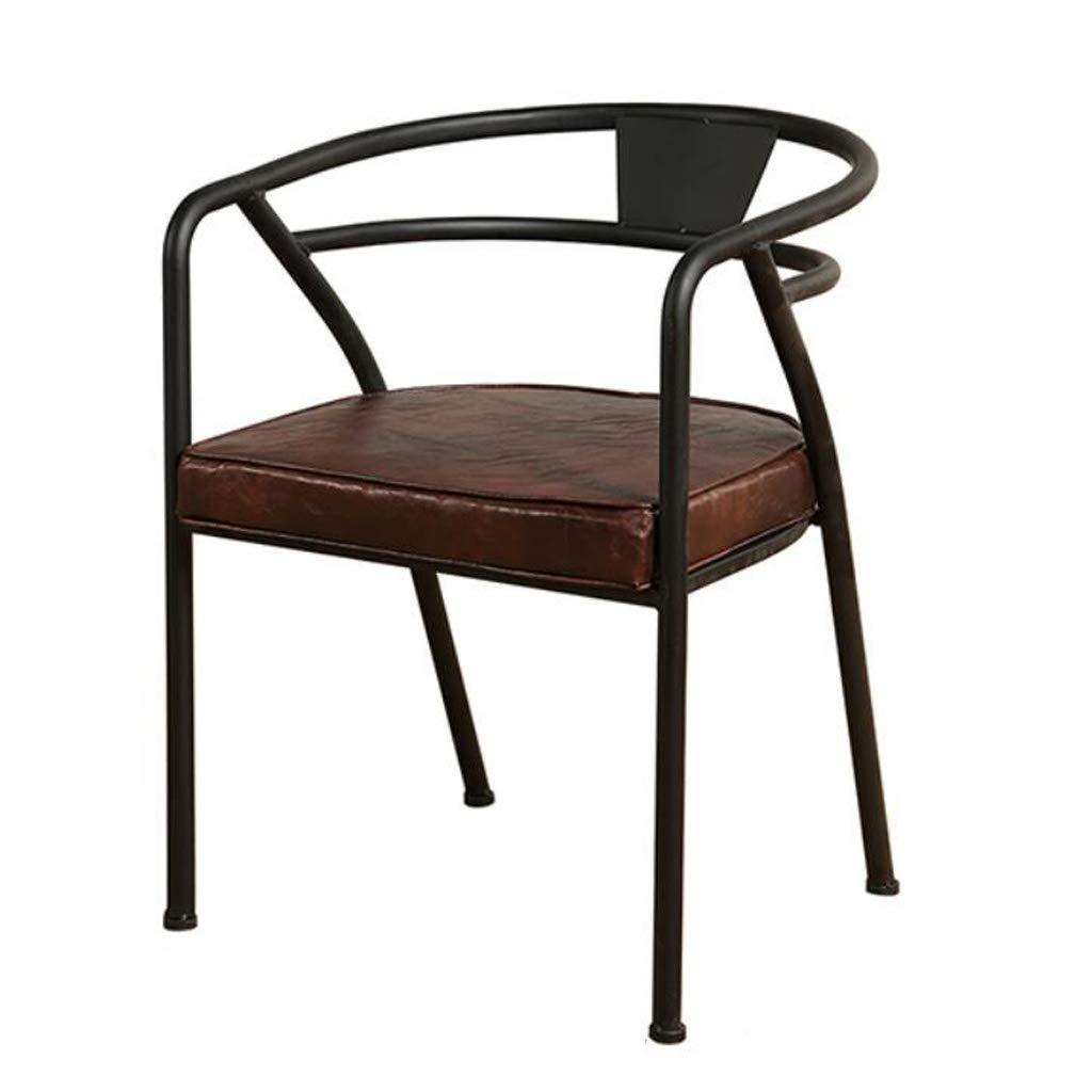 椅子古い木製の椅子レトロチェア HBJP B07TYH6H5T