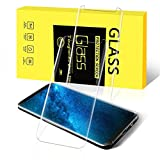 Lupaava Screen Protector for Galaxy S8 Plus, 200Clear
