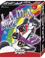 AMIGO 2103 LAMA Dice familiespel