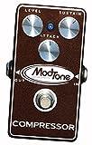 ModTone Guitar Effects MT-CR Brown Crush Compressor Pedal