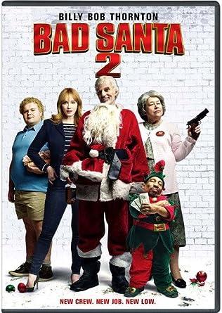 bad santa 2 - Christmas Pictures With Santa 2
