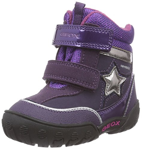 Pictures of Geox B Gulp Girl ABX 2 Boot ( Prune 7 M US Toddler 1