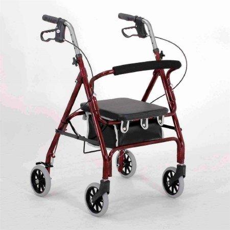 Merits Health Products 4 Wheel Rollator - W464-UW1MUEA