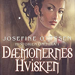 Dæmonernes hvisken (Historien om Mira 1) Audiobook