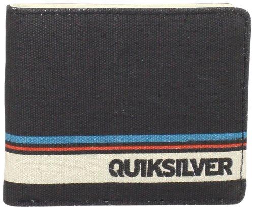 Quiksilver - Cartera para hombre Hombre Gris Dark Charcoal: Amazon.es: Ropa y accesorios