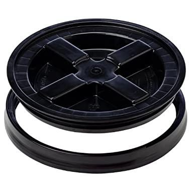Gamma Seal Lid- Black