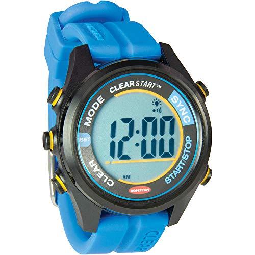 Ronstan ClearStart 40mm Sailing Watch- Blue [RF4054B]