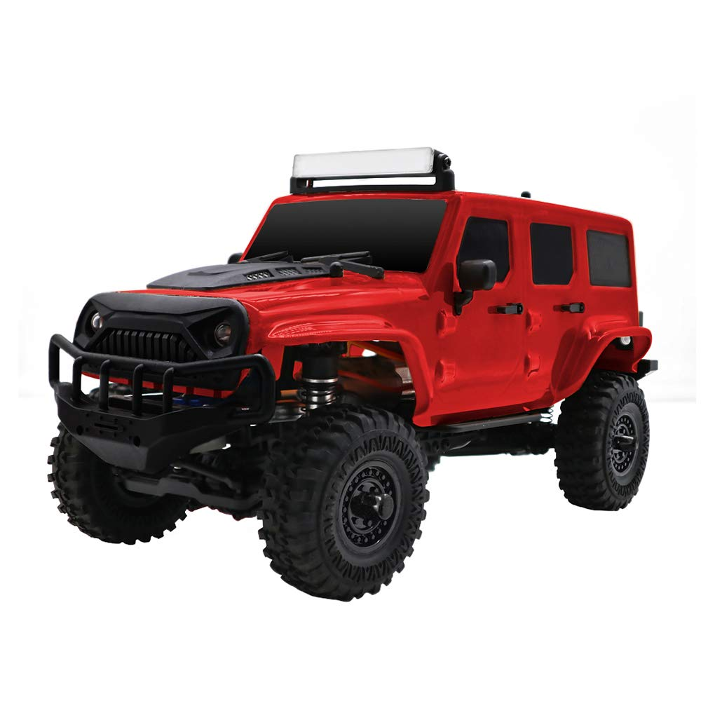 Panda hobby 1801 1/18 RTR Scale 4x4 Rock Crawler 4wd Off-Road Vehicle