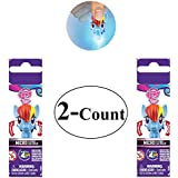 My Little Pony Squishy Fash'Em Rainbow Dash Micro Lite with LED Light - 2 Pack