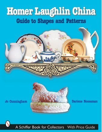 Homer Laughlin Wells (Homer Laughlin China: Guide to Shapes and Patterns (Schiffer Book for Collectors) by Darlene Nossaman)