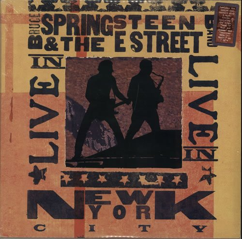 Live in New York City [Vinyl] by Sony