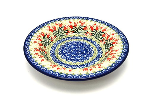 Polish Pottery Pasta Bowl - 9