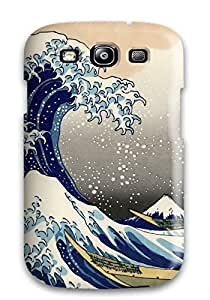 Hot Japanese Artistic First Grade Tpu Phone Case For Galaxy S3 Case Cover