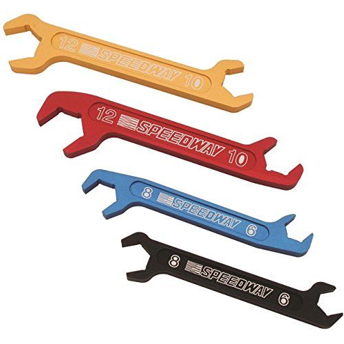 Aluminum AN Fitting Wrench Set