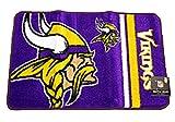 "The Northwest Company Minnesota Vikings Bath Rug Door Mat NFL Licensed 20"" x 30"""