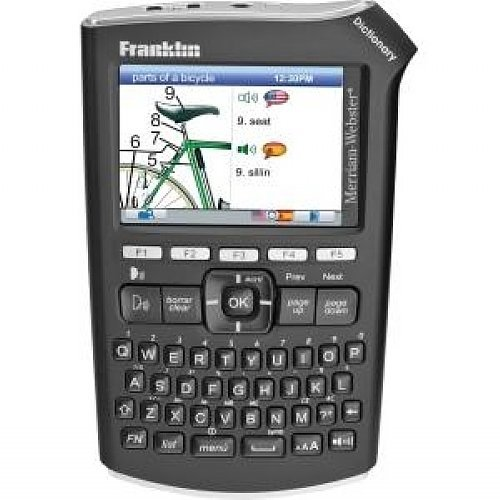 Franklin Electronic Spanish English Learner BES-4110-01 by Franklin Electronics