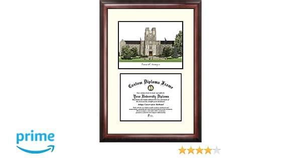 13.5 x 15.5 Campus Images VA999V Virginia Tech Scholar Diploma Frame