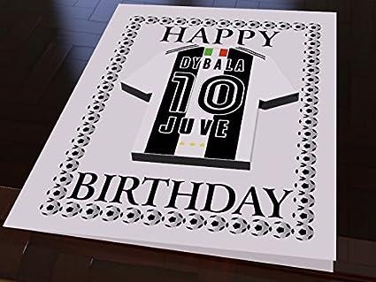 Serie A Italia – Italiano equipo de fútbol camisa imán Tarjetas de cumpleaños – cualquier nombre, cualquier número, cualquier equipo colores., color ...
