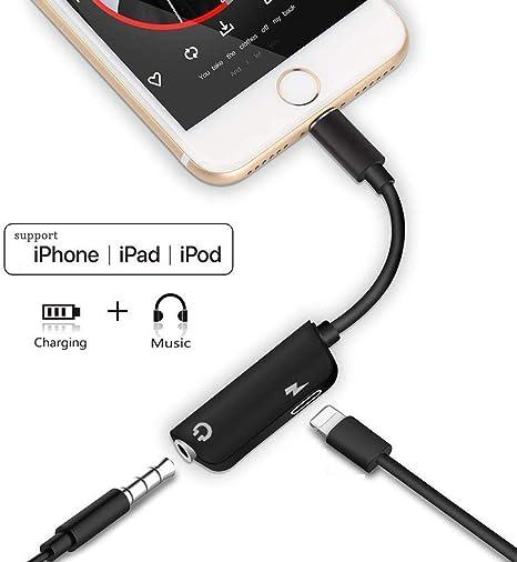 iphone 8 headphone jack adapter amazon