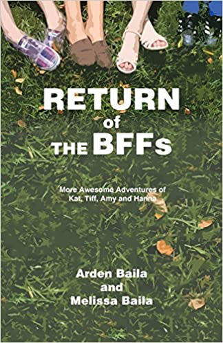Read online Return of the BFFs: More Awesome Adventures of Kat, Tiff, Amy, and Hanna PDF, azw (Kindle)