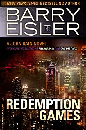 Redemption games previously published as killing rain and one last print list price 1595 fandeluxe Image collections