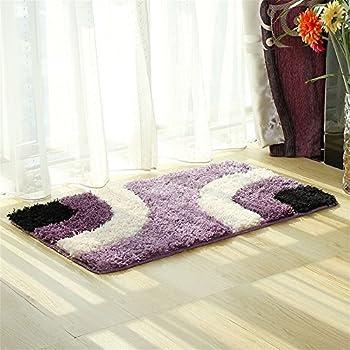 Amazon Com Lacey Mills Flower Power Bath Rug 21 Quot X 34