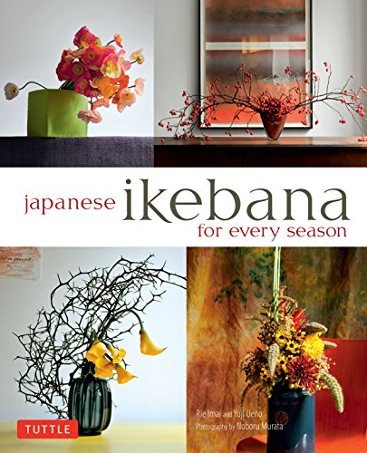 Arrangement Flower Japanese - Japanese Ikebana for Every Season