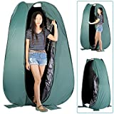 Neewer® 6 Feet/183 cm Portable Indoor Outdoor Photo Studio Pop Up Changing Dressing Fitting Tent Room with Carrying Case(Green)
